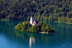 Pilgrimage Church of the Assumption of Mary (Slovenian: Cerkev Marijinega vnebovzetja)