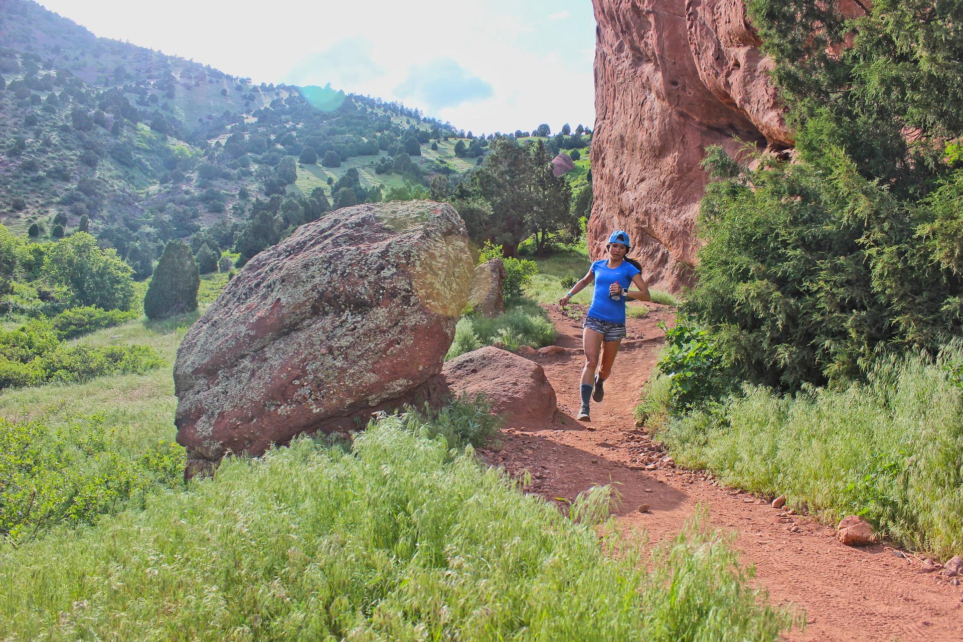 entraînement trail