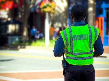 personnel de sécurité